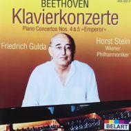 Ludwig van Beethoven;Friedrich Gulda;Horst Stein;Wiener Philharmoniker - Klavierkonzerte Nos. 4 & 5