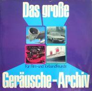 No Artist - Das Große Geräusche-Archiv (2xLP;Comp;Club)