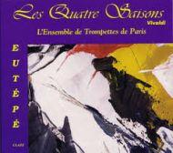 Eutépé - Les Quatre Saisons (CD;Album)