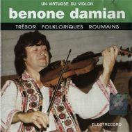 Benone Damian - Un Virtuose Du Violon (CD;Comp)