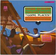 Herb Alpert & The Tijuana Brass - !!Going Places!! (LP;Album)