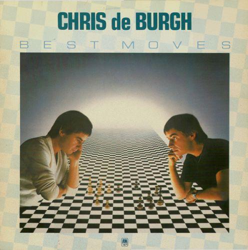 Chris de Burgh - Best Moves (LP;Comp)