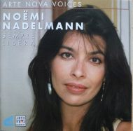Noëmi Nadelmann - Sempre Libera (CD;Album)
