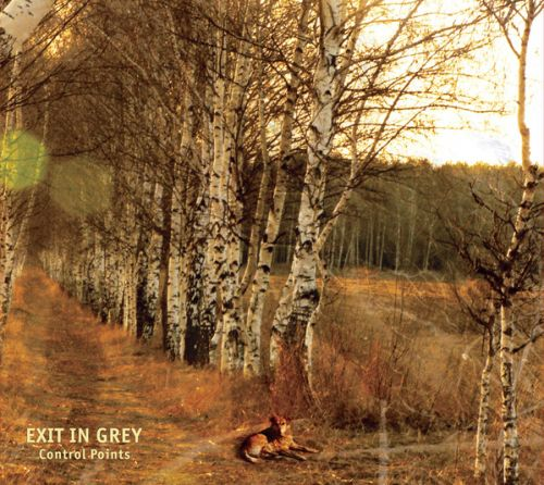 Exit In Grey - Control Points (CD, Album, Ltd, Num)