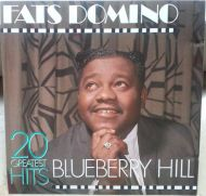 Fats Domino - Blueberry Hill - 20 Greatest Hits (CD;Comp)