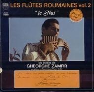 Gheorghe Zamfir - Les Flûtes Roumaines Vol. 2 (LP;Album;RE)