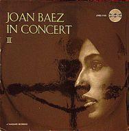 Joan Baez - In Concert II (LP)