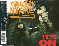 Naughty By Nature - It's On (CD;Single)