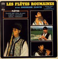Gheorghe Zamfir - Les Flûtes Roumaines (LP)