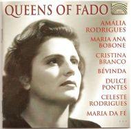 Various - Queens Of Fado (CD;Comp)