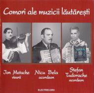 Ion Matache;Nicu Bela;Ștefan Tudorache - Comori Ale Muzicii Lăutărești (CD;Comp)