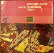 Gheorghe Zamfir - Presents Roumanian Flutes 2 (LP;Album;RE)