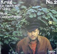 Manfred Krug / Günther Fischer - No. 2: Ein Hauch Von Frühling (LP;Album)