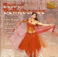 Various - Best Of Bellydance - From Egypt;Lebanon;Arabia;Turkey (CD;Album;Comp)