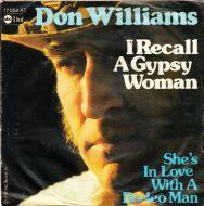 Don Williams - I Recall A Gypsy Woman (7
