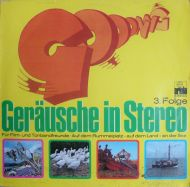 No Artist - Geräusche In Stereo - 3. Folge (LP)