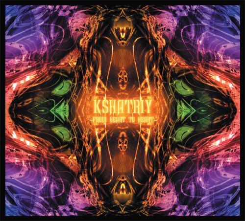 Kshatriy - From Heart To Heart (CD, Album, Ltd, Dig)