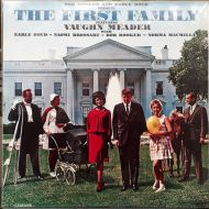 Bob Booker And Earle Doud Featuring Vaughn Meader - The First Family (LP;Album;Mono)