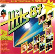 Various - Hits '87 • Die Internationalen Superhits (CD;Comp)