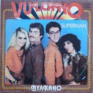 Vulcano - Superman (LP;Album;Red)