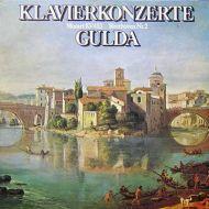Friedrich Gulda - Klavierkonzerte: Mozart KV 453;Beethoven Nr. 2 (LP;RE)