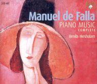Manuel De Falla;Benita Meshulam - Piano Music (Complete) (2xCD)