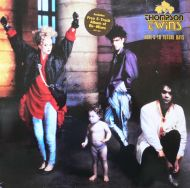 Thompson Twins - Here's To Future Days (2xLP;Album)
