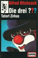 Brigitte Johanna Henkel-Waidhofer - Die Drei ??? 57 - Tatort Zirkus (Cass;Red)
