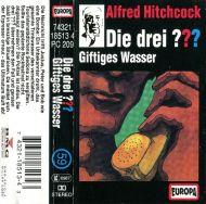 Brigitte Johanna Henkel-Waidhofer - Die Drei ??? 59 - Giftiges Wasser (Cass)