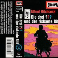 Marc Brandel - Die Drei ??? 51 - Und Der Riskante Ritt (Cass)