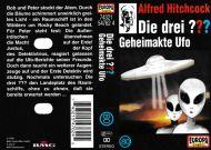 André Marx - Die Drei ??? 80 - Geheimakte Ufo (Cass)