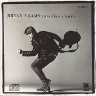 Bryan Adams - Cuts Like A Knife (CD;Album;RE;Sil)