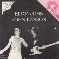 Elton John / John Lennon - Elton John / John Lennon (7