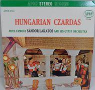 Sándor Lakatos And His Gipsy Band - Hungarian Czardas (LP)