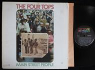 Four Tops - Main Street People (LP;Album;Ter)