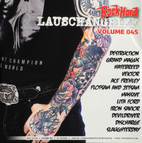Various - Lauschangriff Volume 045 (CD;Comp)