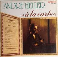 André Heller - A La Carte (LP;Album)
