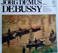 Jörg Demus;Claude Debussy - Jörg Demus Spielt Debussy (LP;Club)