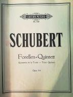 Schubert - Forellen Quintett (MUSICAL SCORE BOOK)