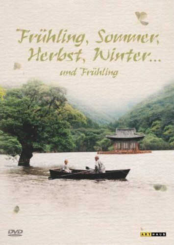 Frühling, Sommer, Herbst, Winter...und Frühling (DVD)
