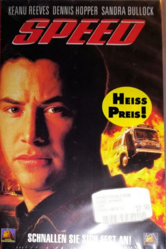 Speed (VHS;Movie;PAL)
