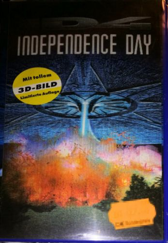 Independence Day (VHS;Movie;PAL)